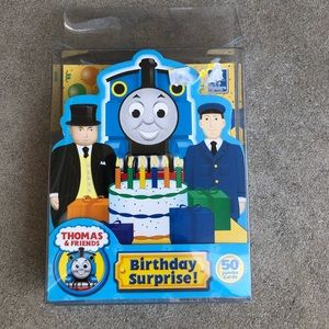 Other - Thomas The Train cards